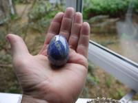 Lapis Lazuli egg (112164)