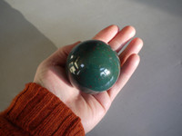 Bloodstone sphere (112619)