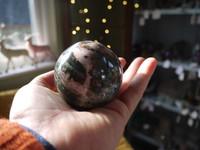 Ocean Jasper sphere (112676)