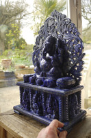 Lapis Lazuli Ganesh (112868)