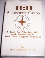 11:11 Alignment cards (113083)