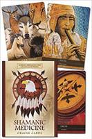 Shamanic Medicine oracle cards (114053)