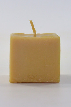 """Beeswax Candle 1.5"""" x 1.5"""""""