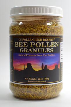 Pollen Granules 22oz Jar
