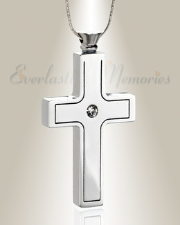 Dependable Cross Keepsake Urn Jewelry
