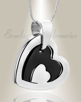 Honesty Heart Necklace Urn