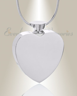 Stainless Steel Everlasting Journey Urn Pendant