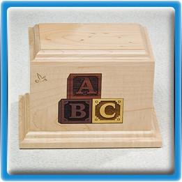 ABC Infant Urn