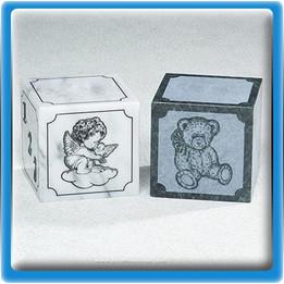Angel Teddy Bear Marble Infant Urn