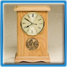 Castle Clock Urn