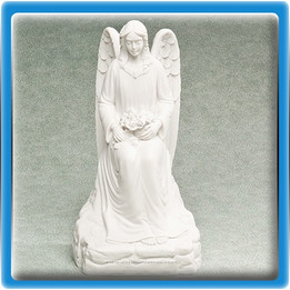 Worship Angel Marble Urn
