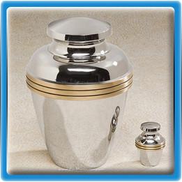 Voyager Brass Urn
