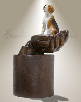 Companions Beagle Pet Urn