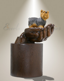 Companions Yorkshire Terrier Pet Urn