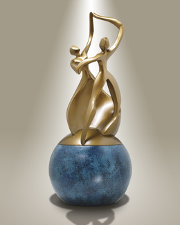 Dance of Life Single-Bronze