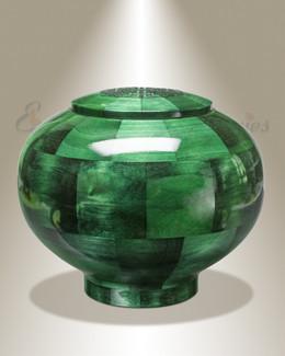 Large Celtic Knot Urn