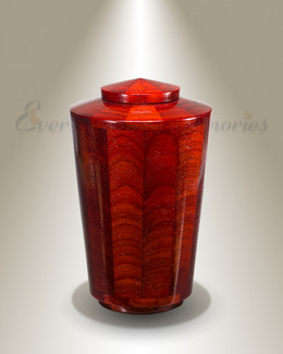 Small Joy Urn in Padauk