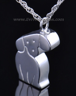 Best Friend Dog Memorial Locket
