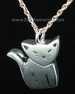 Best Friend Cat Urn Keepsake