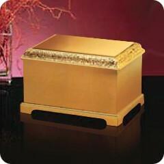 Polished Fidelis Companion Cremation Urn