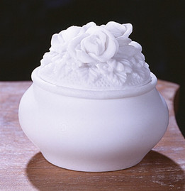 Fancy Rose Keepsake Urn