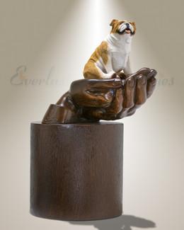 Companions Bulldog Pet Urn