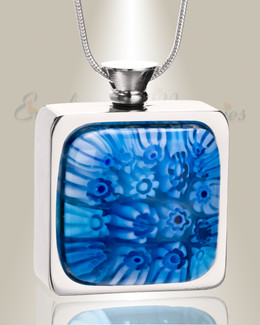 Winter Fields Cremation Locket