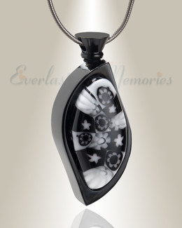Formal Fantasia Leaf Cremation Locket