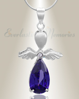 Heavenly Flight Memorial Jewelry