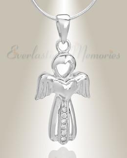 Virtuous Angel Memorial Jewelry