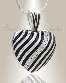 Tailored Heart Memorial Jewelry