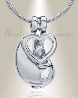 Hand in Hand Memorial Jewelry