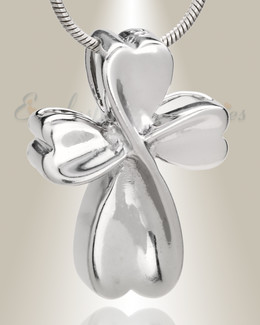Contemporary Cross Memorial Jewelry