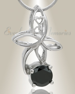 Fascinating Flower Memorial Jewelry