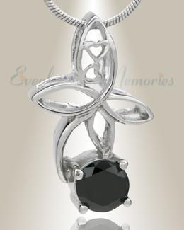 Fascinating Flower Memorial Jewelry