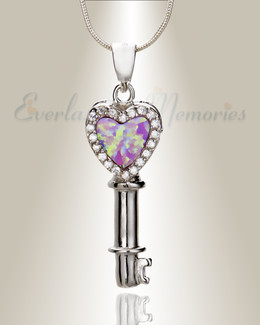 Open My Heart Memorial Jewelry
