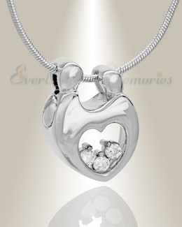 Bound with Love Memorial Jewelry