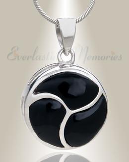 Promising Round Memorial Jewelry