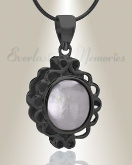 Black Believe Cremation Jewelry