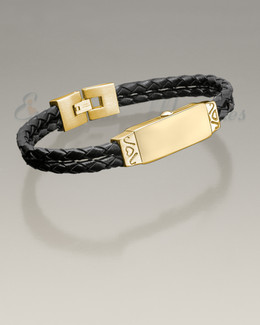 Gold Plated Remembrance Bracelet Cremation Jewelry