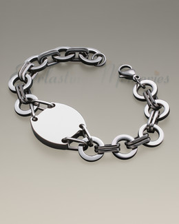 Stainless Valiant Bracelet Cremation Jewelry