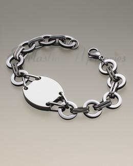 Stainless Valiant Bracelet Cremation Jewelry