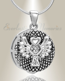 Sterling Silver Glorify Memorial Jewelry