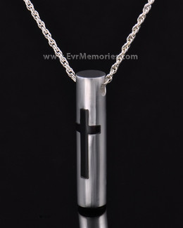 Silver Providence Cremation Keepsake
