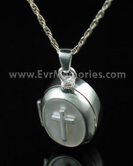 Sterling Silver Sanctity Urn Keepsake