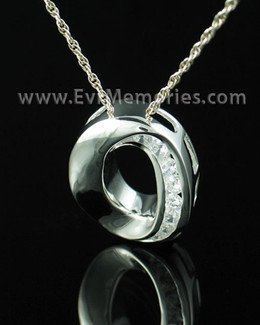 Sterling Silver Commitment Funeral Jewelry