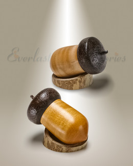 Acorn Keepsake Cremation Urn