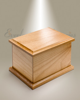 Medium Alder Cremation Urn