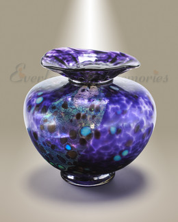 Venetia Glass Cremation Urn
