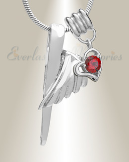 January Inspiration Memorial Jewelry